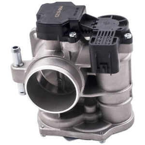 Throttle Body For Chevy Aveo Aveo5 Pontiac Wave Wave5 L4 1.6L 25183237 New