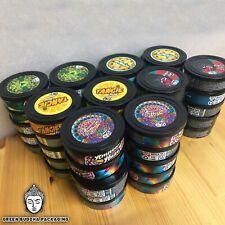 Cali Cookies Jars PRESS IT IN TINS TUNA CAN PRESSITIN LABELS Jungle Runtz Seal