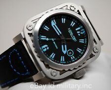 ✅LUM-TEC DIVER G5 NEW+GIFT MENS WATCH LIMITED EDITION 200 + FREE SHIPPING-DEALER