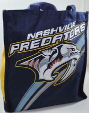 NHL Nashville Predators Canvas Tote Bag