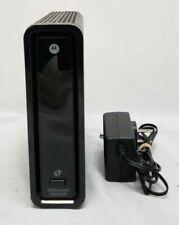 Motorola Surfboard Sbg6580-G228 Docsis 3.0 WiFi Gateway Modem / Router