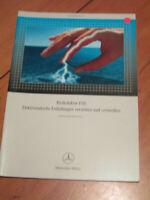 Mercedes Service - ESD - Risikofaktor  Handbuch Service Einführung