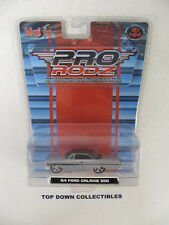 Maisto Pro Rodz Die Cast Touring Collection 1:64   '64 Ford Galaxie 500  NIB