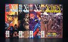 COMICS: Marvel: X-Men: The Hellfire Club #1-4 (2000), 1st Shaw Family app - RARE
