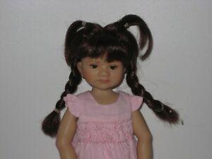"Berdine Creedy designs Doll Elsie Vinyl 10"" tall Adorable"