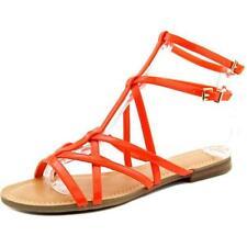 Calzado de mujer sandalias con tiras planos GUESS