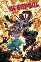 Marvel 2019 Deadpool #1 Kelly Thompson Mary Jane Variant Cover NM Unread