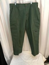 Tru-Spec Men's 24/7 Tactical Pants, Ranger Green 42/30 EUC