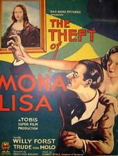 DER RAUB DER MONA LISA (1931) *with switchable English subtitles*