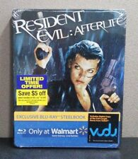 Resident Evil: Afterlife - Limited Edition Steelbook   (Blu-ray)   BRAND NEW