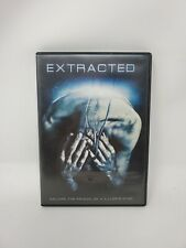 Extracted (Dvd, 2013) Sci-Fi movie- Rated R- Free Shipping