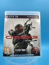 jeu video sony playstation 3 ps3 complet PAL crysis 3
