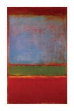 MARK ROTHKO - VIOLET GREEN ART POSTER - 24x36 SHRINK WRAPPED - PRINT 0483