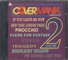 Covermania 2 - Cover Mike Oldfield/Pinocchio/Bananarama/Billy Idol CD NUOVO