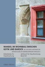Deutsche Sachbücher über Architektur im Gotik-Stil