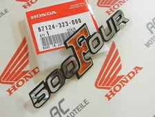 HONDA cb 500 cb500 four k0 k1 k2 pages Couvercle emblem side cover Original