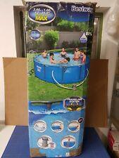 Bestway Steel Pro Max 366x100 cm Frame Pool mit Filterpumpe (56418)
