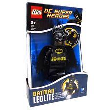UFFICIALE LEGO DC SUPER EROI BATMAN LED CHIAVE Luminosa Portachiavi - in scatola