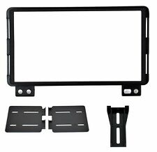 NEW CAR RADIO DOUBLE DIN DASH KIT TRIM INSTALL FITS 2001-UP FORD LINCOLN MERCURY