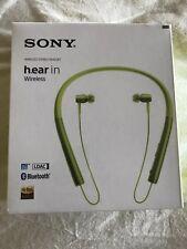 Sony hear in wireless headphone MDR-EX750BT