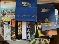 "THE BEATLES Collection 14-LP Vinyl Box Set UK BC-13 STEREO beetles ""Blue Box"""