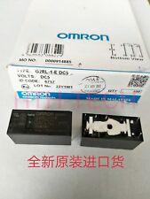 2 pièces OMRON g2rl-1a-e dc5 Puissance Relais 5 VDC m3851 16 A