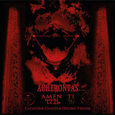 Acherontas - Amenti Digi-CD