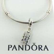 New Authentic Pandora Silver La Sagrada Familia (Barcelona, Spain) Charm 791078