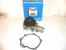 NEW GENUINE GRAF WATER PUMP W/GASKET for Vauxhall Carlton -86 QCP1294 SALE PRICE