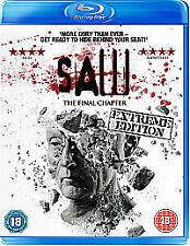Saw 3D: The Final Chapter (3D Blu-Ray + 2D) Extreme Edition (Halloween Horror)
