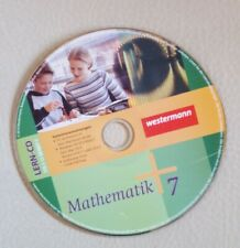 Mathematik 7 Lern-CD 7. Klasse Realschule Hessen CD Westermann