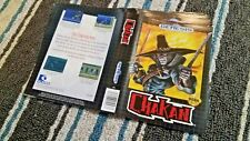 BOX ART ONLY Chakan The Forever Man Original Sega Genesis Case Sleeve