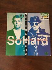 "Pet Shop Boys So Hard Remix: David Morales Red Zone Mix: 12"" Mix: Radio Mix"