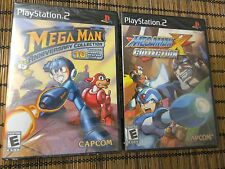 megaman collection X + anniversary PS2 playstation 2 NEUF new sealed ntsc U/C