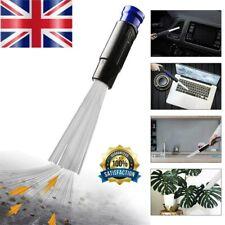 More details for dust brush vacuum dirt cleaner for car keyboard drawer furniture window blind