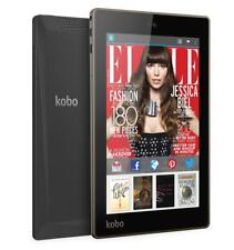 "Kobo Arc 7 HD eReader 7"" 1GB 16GB 1.3MP Android 4.2 Jelly Bean Quad Core Black"