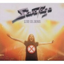 "SAVATAGE ""LIVE IN JAPAN (2011 EDITION)"" CD NEW+"