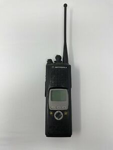 Motorola XTS5000 Model II M2 700/800 MHz H18UCF9PW6AN P25 w/ADP Crypto Engraved