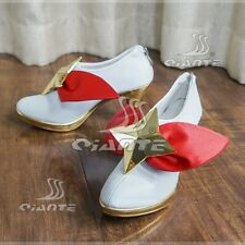 League of Legends LOL Star Guardian Miss Fortune Bounty Hunter Cosplay Shoes New