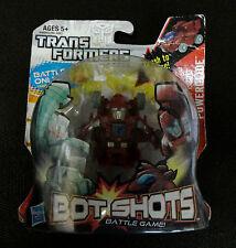 Transformers Powerglide Bot Shots Battle Game Series 1 Vehicle New