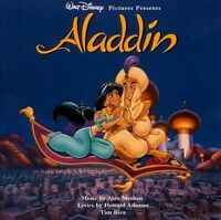 Rice, Tim : Aladdin CD