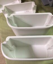 """Amana Freezer  door bins part # 12569302 and 12569401  """"GREAT USED"""""""