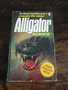 Alligator - Paul N Katz And Shelley - PB - 1977 - 1st Edition 1st Impression