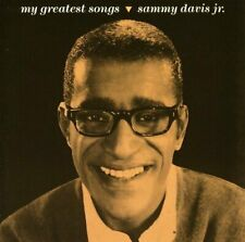 Sammy Davis jr. My greatest songs (16 tracks, MCA)  [CD]
