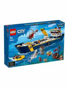 LEGO 60266 City Exploration Ship (Brand New Sealed)