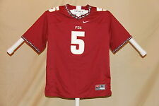 FLORIDA STATE SEMINOLES  Nike #5  FOOTBALL JERSEY  Youth Large NWT $55 retail  r