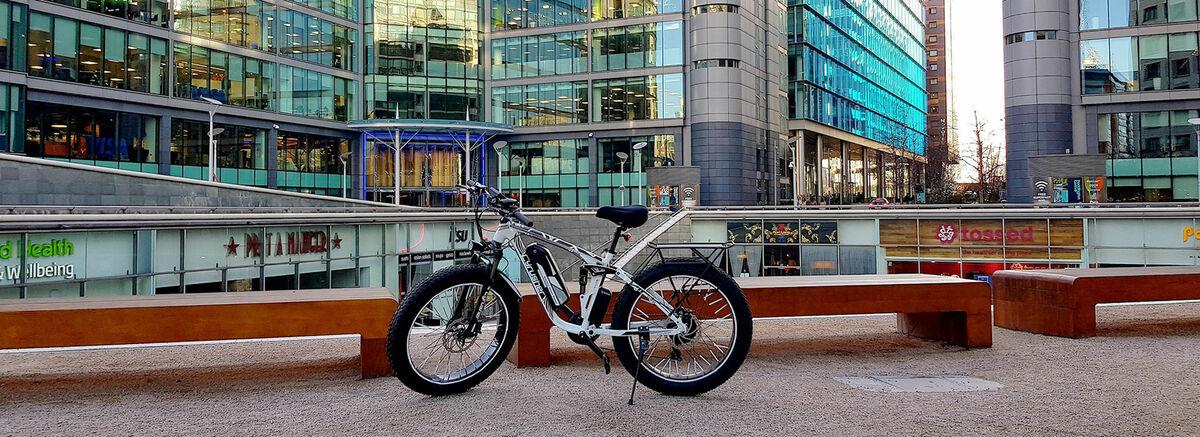 Cyrusher bike