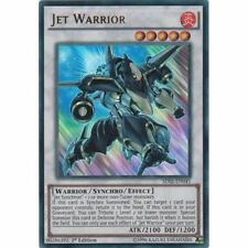 YU-GI-OH! SYNCHRON EXTREME STRUCTURE DECK * SDSE-EN041 Jet Warrior