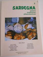 SARDEGNA - MARIO MANAI NATURA TRADIZIONE ALIMENTAZIONE -  1991  6/17