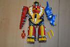Figurine Power Rangers MEGAZORD - Megablocks zord animaux mega block